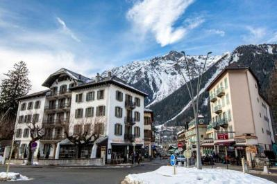 City break Chamonix  noiembrie 2017  bilet de avion si hotel inclus