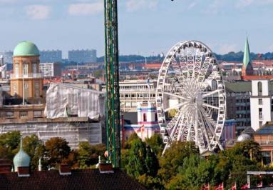 City break Copenhaga vacanta 1 mai 2018 bilet de avion si hotel inclus