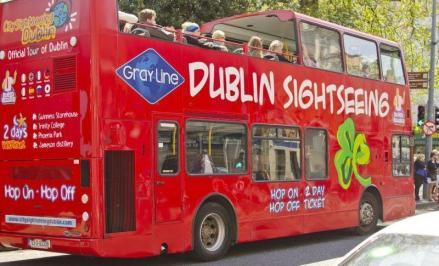 City break Dublin Valentine's Day  bilet de avion si hotel inclus