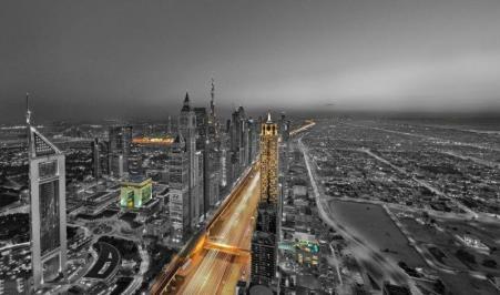 City break exotic Dubai Revelion 5* 2018 bilet de avion si hotel inclus