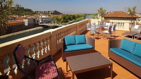 City break Florenta iulie 2018 bilet de avion si hotel inclus