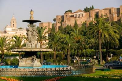 City break Malaga august bilet de avion si hotel inclus