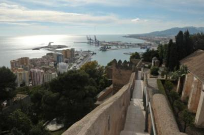 City break Malaga iulie bilet de avion si hotel inclus