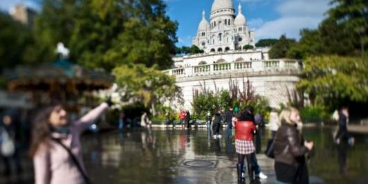 City break Paris noiembrie oferta speciala