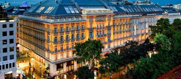City break Revelion 5* Viena 2018  bilet de avion si hotel inclus