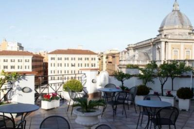 City break Roma ianuarie 2018  bilet de avion si hotel inclus