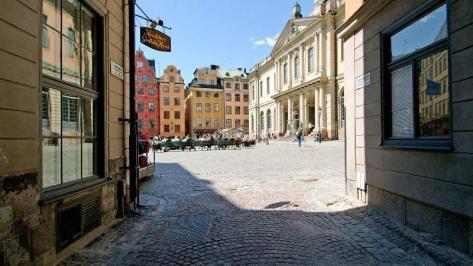 City break Stokholm Piata de Craciun bilet de avion si hotel inclus