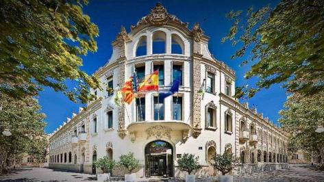 City break Valencia Revelion 5*  2018 bilet de avion si hotel inclus