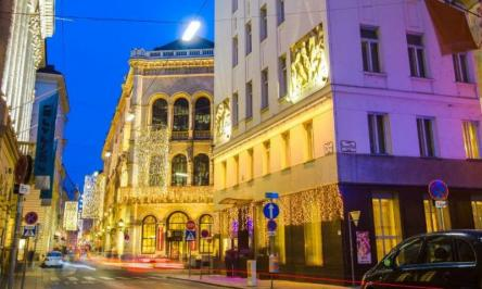 City break Viena Revelion 4* 2018  bilet de avion si hotel inclus