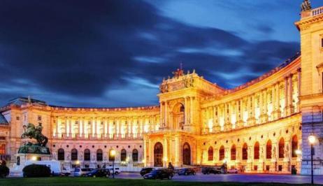 City break Viena septembrie avion si hotel inclus