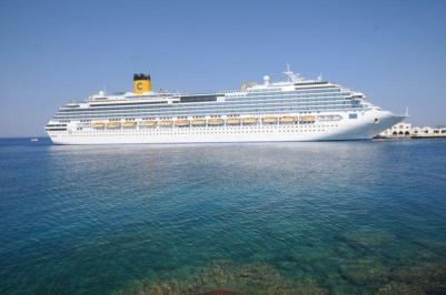 Croaziera 2018 Mediterana de Est Vas: Costa neoRiviera Plecare din: Venetia