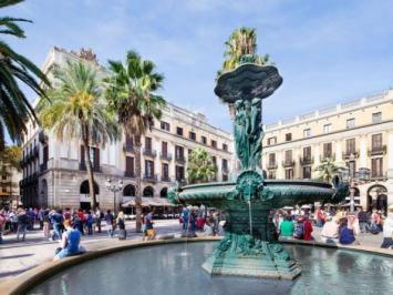 Sejur 2 in 1 Madrid - Barcelona august bilet de avion si hotel inclus