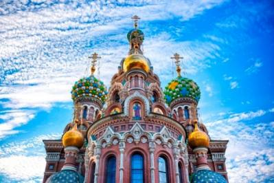 Sejur 2 in 1 Moscova si Sankt Petersburg aprilie 2018 bilet de avion si hotel inclus