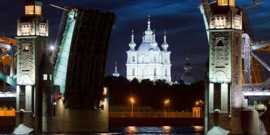 Sejur 2 in 1 Moscova si Sankt Petersburg aprilie bilet de avion si hotel inclus