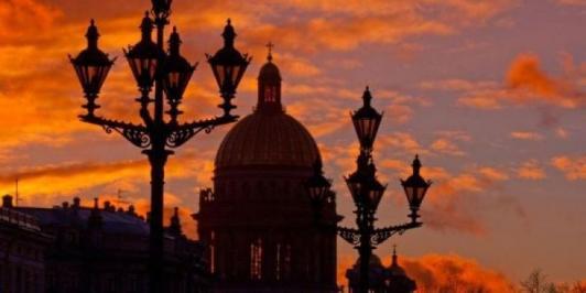 Sejur 2 in 1 Moscova si Sankt Petersburg mai 2018 bilet de avion si hotel inclus
