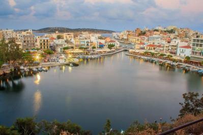 Sejur avion Creta Grecia 2018 oferta Hotel MITSIS LAGUNA BEACH 5*