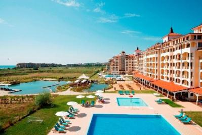 Sejur Bulgaria Albena Vara 2018 HOTEL LAGUNA GARDEN 4*