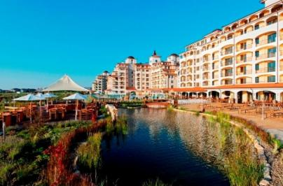 Sejur Bulgaria Nessebar Vara 2018 HOTEL SOL NESSEBAR PALACE 5*