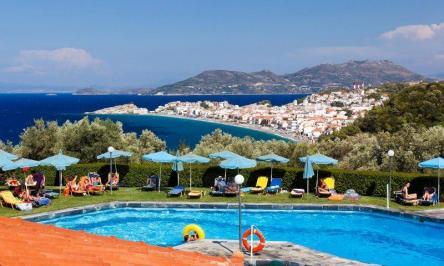 Sejur Charter Insula Samos Hotel Sunrise 3*