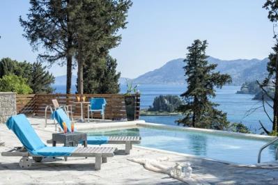 Sejur Corfu Grecia individual iulie
