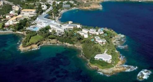 Sejur Creta Grecia avion BOUTIQUE HOTEL BLUE MARINE 5*
