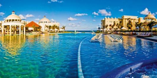 SEJUR IN MEXIC RIVIERA MAYA Bluebay Grand Esmeralda 5*