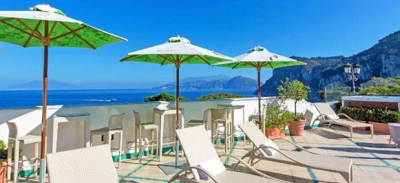 Sejur Italia Insula Capri iulie 2018 bilet de avion si hotel inclus
