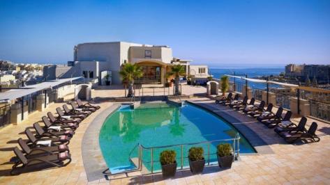 Sejur Malta septembrie 2018 bilet de avion si hotel inclus