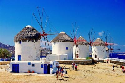 Sejur Mykonos Grecia individual septembrie 2018