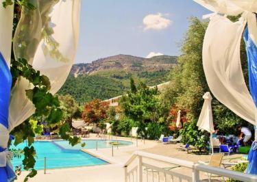 Sejur Thassos Grecia individual Hotel MARANTON