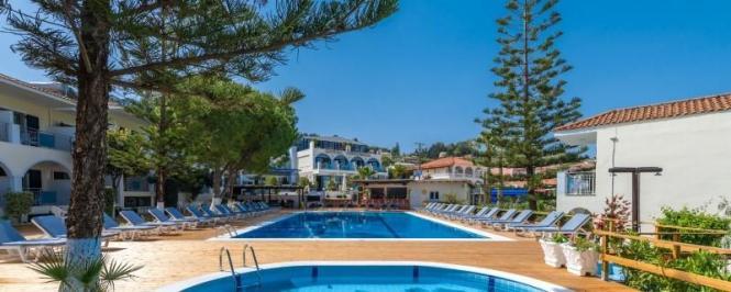Sejur Zakynthos Grecia autocar Hotel CONTESSA 3*