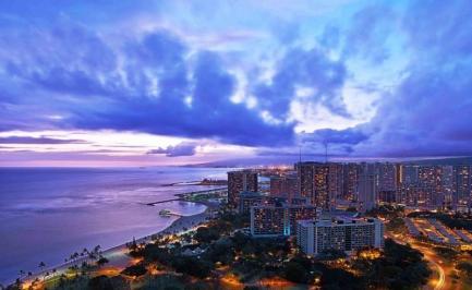 Vacanta exotica Hawaii noiembrie
