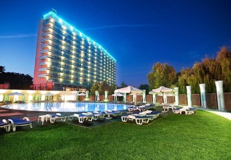 Turism medical ANA ASLAN ANTI IMBATRANIRE Hotel Europa Eforie Nord