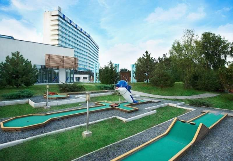 Turism medical WELLNESS Hotel Europa Eforie Nord