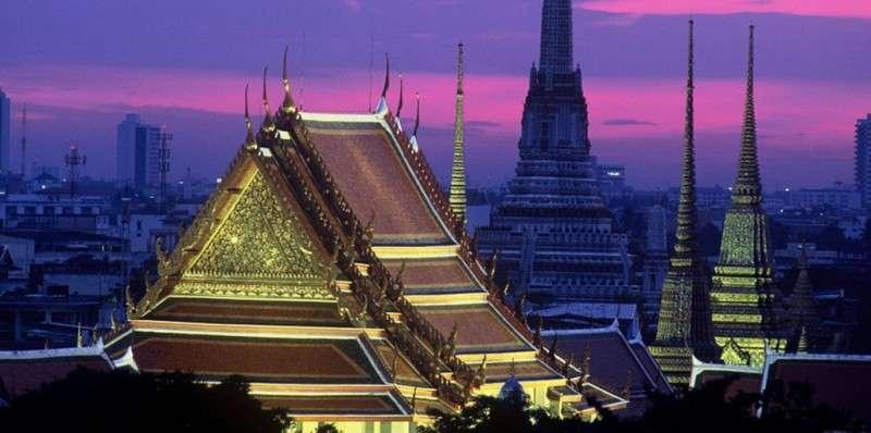 Vacanta exotica Bangkok ianuarie 2018