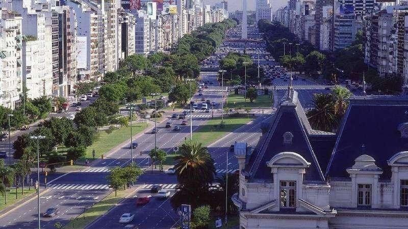 Vacanta exotica Buenos Aires august 2018