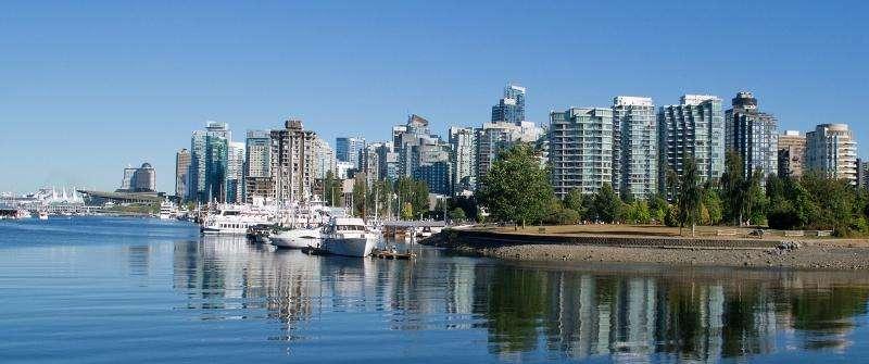 Vacanta exotica Canada Vancouver august