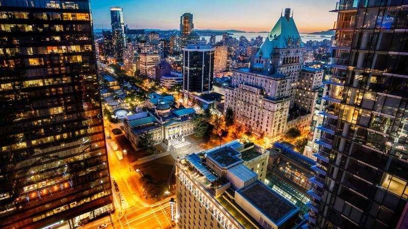 Vacanta exotica Canada Vancouver iulie