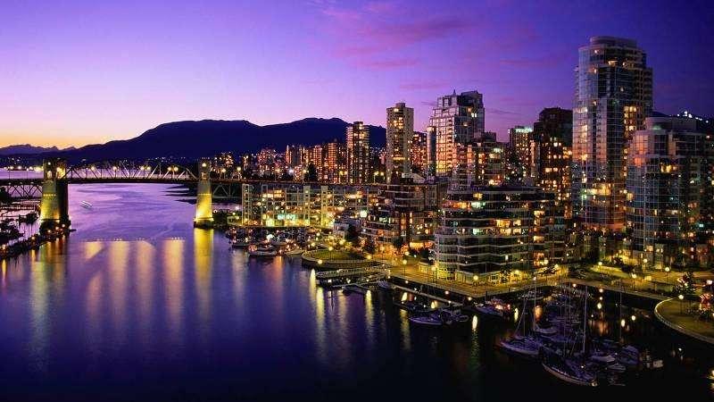Vacanta exotica Canada Vancouver martie
