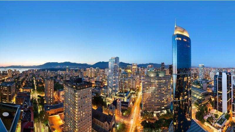 Vacanta exotica Canada Vancouver septembrie 2017