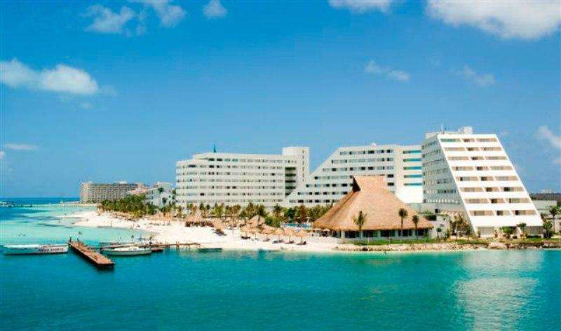Vacanta exotica Cancun Grand Palladium Kantenah/ Colonial 5*