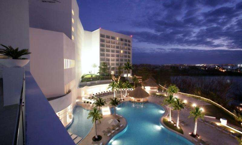 Vacanta exotica Cancun Hotel Grand Palladium White Sand 5*