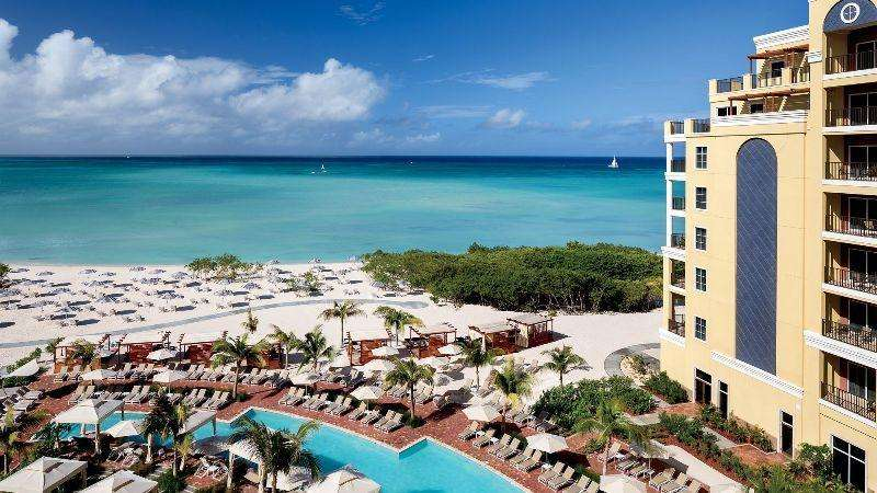 Vacanta exotica Caraibe Aruba iulie