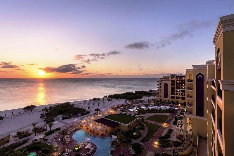 Vacanta exotica Caraibe Aruba noiembrie