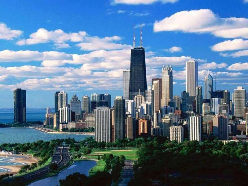 Vacanta exotica Chicago august 2018