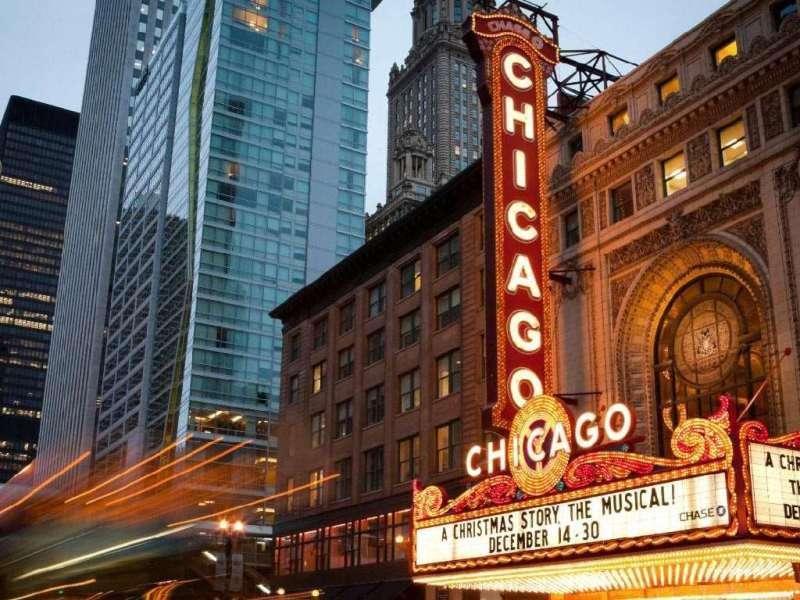 Vacanta exotica Chicago iulie