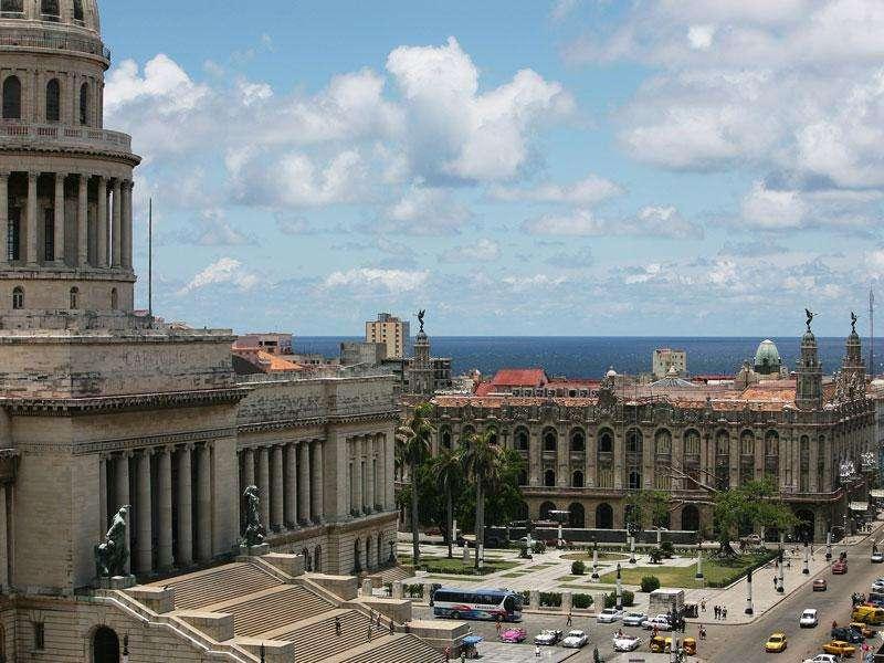 Vacanta exotica Cuba Havana august