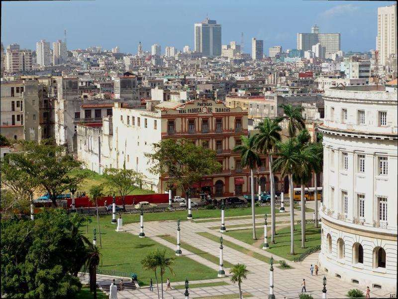 Vacanta exotica Cuba Havana august 2018