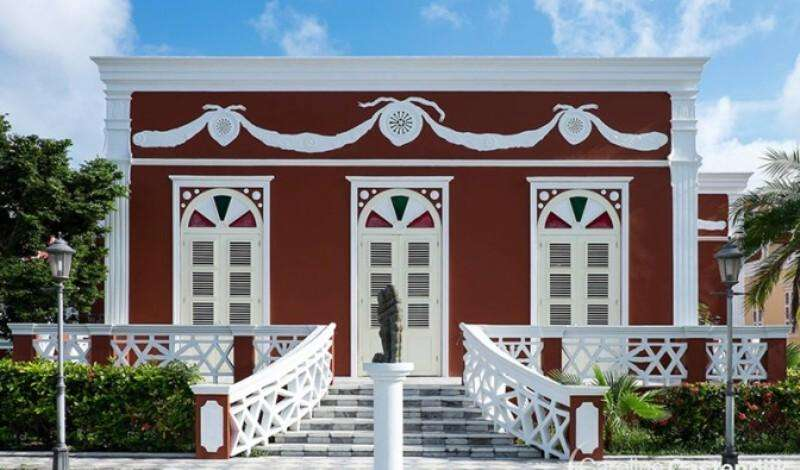 Vacanta exotica Curacao aprilie