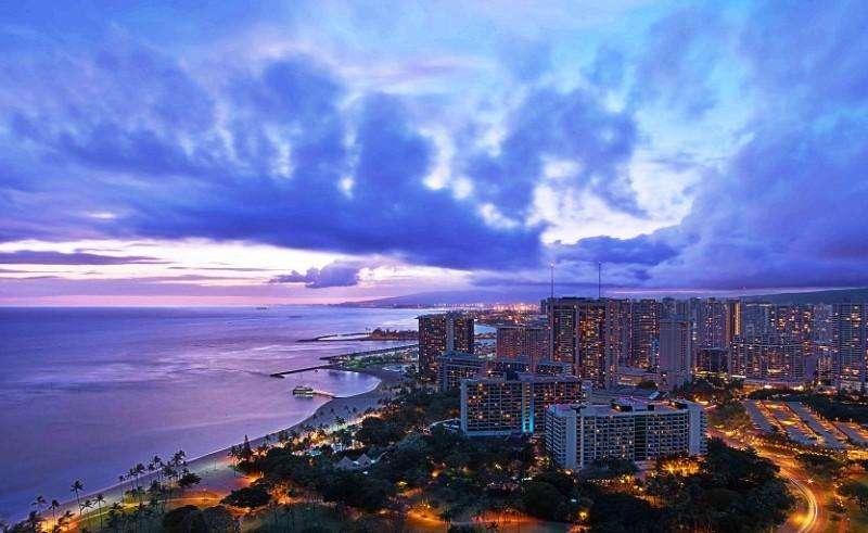 Vacanta exotica Hawaii iunie 2018